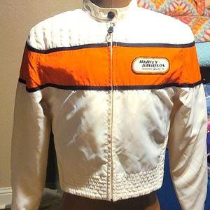 Harley davidson jacket vintage
